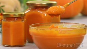 Как приготовить вкусное Тыквенное пюре