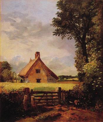 Пейзажи старой Англии