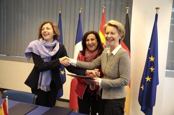 Испания присоединилась к франко-германской программе перспективного истребителя