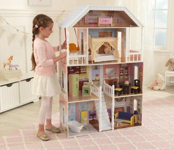 Как сделать великолепную мебель для кукол своими руками