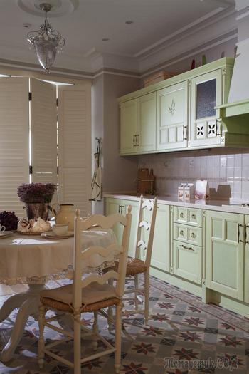 Квартира по фэншуй в Москве, 115 м²