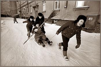 Как это было: ностальгические советские фотографии Владимира Ролова