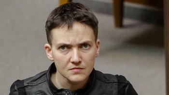 Савченко заявила, что уезжает в Россию из-за политического преследования