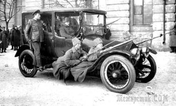 Сначала был хаос: первые военные автомобили Царской России