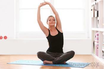 8 просто волшебных упражнений для утренней гимнастики
