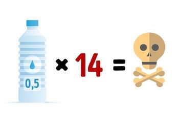 Какое количество 15 популярных продуктов может довести до смерти