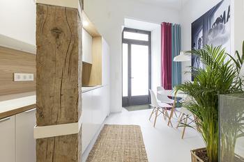 Преображение квартиры в Мадриде