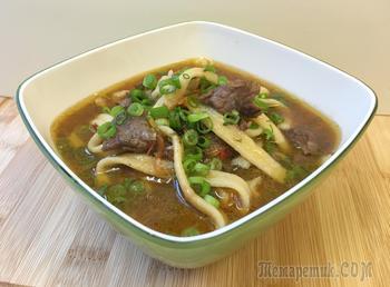 Кесме. Киргизская кухня