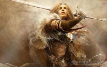Женщины-самураи, Дагомейские амазонки и другие: чем запомнились в истории дамы-воительницы