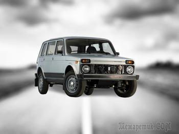 Плюс полметра: история разработки и особенности конструкции ВАЗ-2131