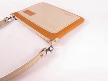Создаем легкую сумочку конверт на каждый день
