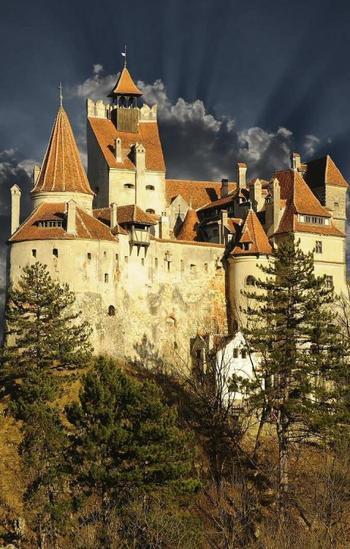 Не хотите приобрести знаменитый замок графа Дракулы?