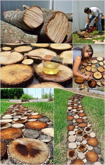 Дерево на участке: идеи, достойные реализации