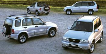 Пять причин любить и ненавидеть Suzuki Grand Vitara