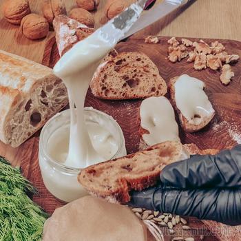 Домашний плавленый сыр - получается вкуснее и натуральнее магазинного