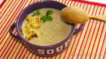 Нежный суп-пюре, который сводит всех с ума!