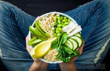 Как похудеть на вегетарианском питании: 7-дневный план