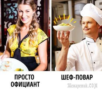 11 ресторанных уловок, о которых не рассказывают официанты
