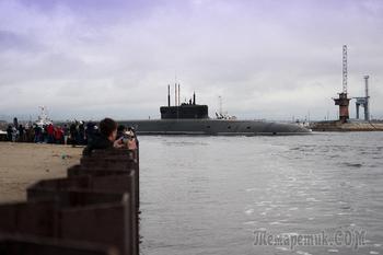 Выбраны имена для двух новых подводных атомных ракетоносцев