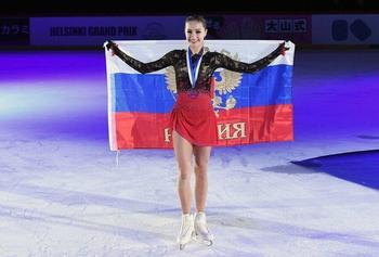 Тарасова порадовалась за Алину Загитову: фигуристка станет новой ведущей шоу «Ледниковый период»