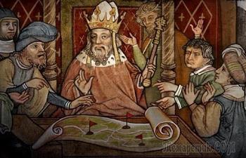 7 зловещих историй из жизни королей с добрейшими прозвищами