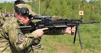 Российский пулемет нового поколения «Корд – 5.45»: почему он достоин внимания