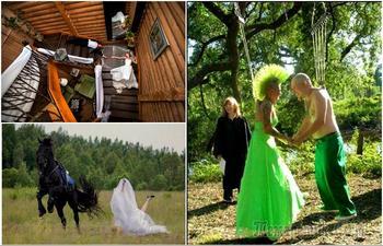 17 свадебных фотографий, которые точно никогда не забудешь