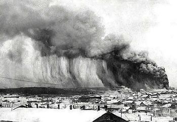 Самая большая волна в мире: внезапная катастрофа