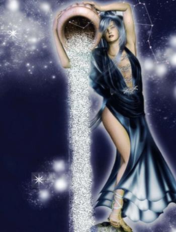 Характеристика знака Водолей: женщина-очарование