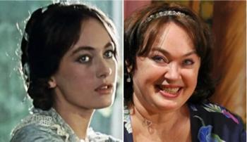 Как сильно изменились советские актрисы, которые когда-то считались самыми красивыми