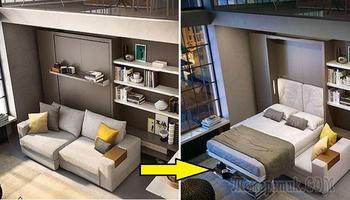 Возможности смарт-мебели и ее способность создавать комфорт и расширять пространство