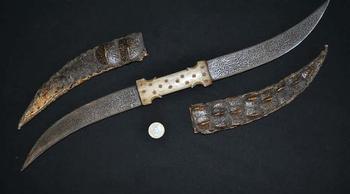 Гибкий меч и огненное копьё: 10 оригинальных, но малоизвестных видов орудия прошлого