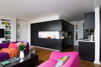 Лучшие идеи зонирования однокомнатной квартиры