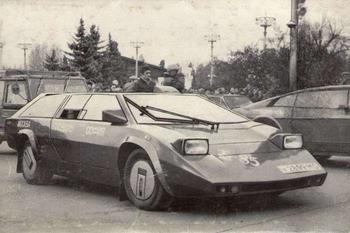 Самые интересные самодельные автомобили из СССР
