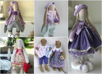 Куклы своими руками — подбора лучших идей