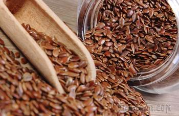 Семена льна — волшебная сила маленького зернышка