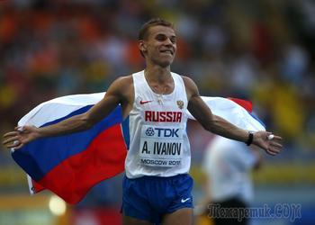 Ходьба по краю: чемпиона мира дисквалифицировали за допинг