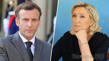 Партии Макрона и Ле Пен провалились на выборах во Франции