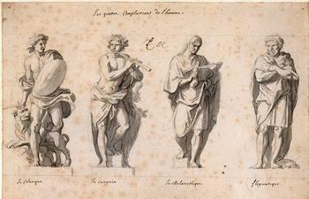 Как великие живописцы изображали на своих картинах разные психологические темпераменты