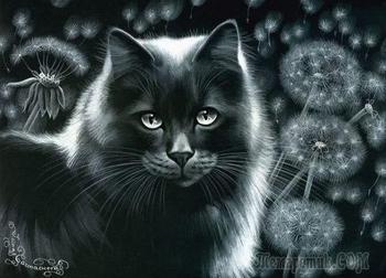 По-кошачьи (Стих)