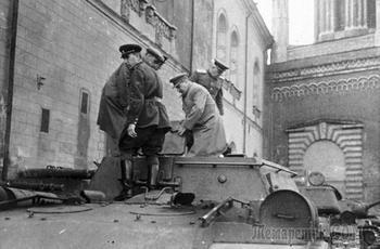 История создания и боевого применения самоходных артиллерийских устройств