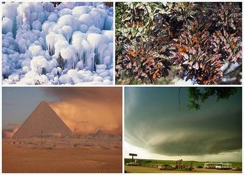 Топ 10 природных явлений и феноменов