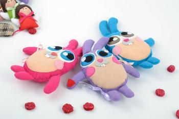 Выкройка мягких игрушек своими руками