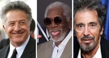 Актёры, которым уже за 80, а они не спешат «выходить на пенсию»