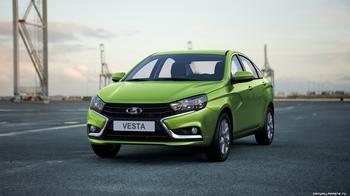 Lada Vesta поступает в продажу в Германии