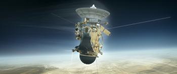 Причин лететь к ледяному спутнику Сатурна становится все больше
