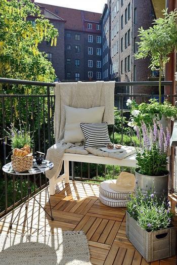 14 Привлекательных садов на балконе