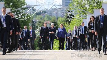Саммит в Софии: ЕС в нокдауне