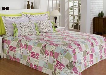 Чудесные лоскутные одеяла