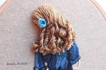 3D-вышивка от Берниты Бродери